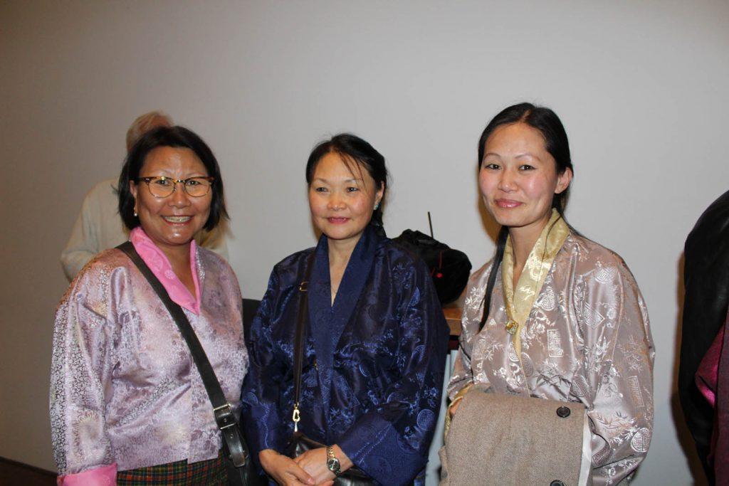 Bhutanese delegation